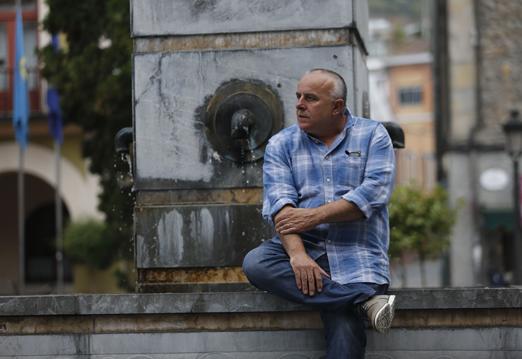 marino franco director de cine encorto  27/9/2018 foto: Juan Carlos Román