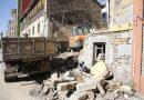 El plan de limpieza y mejora urbana avanza en San Martín con nuevos derribos