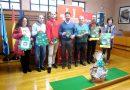Navidad en verde en el comercio de Samartín