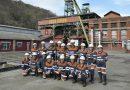 Alumnos del primer Curso de Experto Universitario en Patrimonio Industrial de visita en el Pozo Sotón