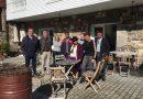 El Alto Nalón recibe la visita de una delegación de Bolivia para conocer  experiencias de desarrollo rural en la comarca