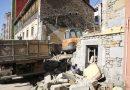 San Martín afronta nuevos derribos de inmuebles en ruina en Tetuán y Blimea