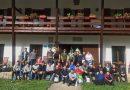 Redes ejemplo para los estudiantes de forestales