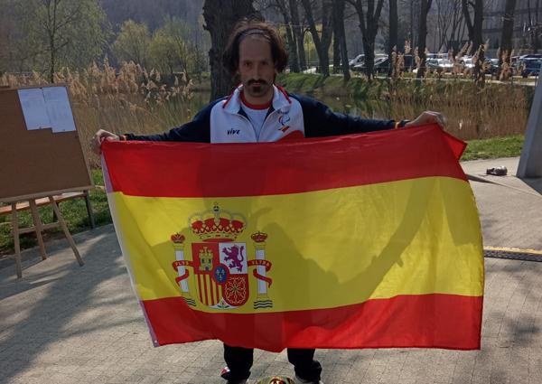 """Chus Fernández buscará en Cádiz """"billete"""" para los Juegos Olímpicos de Tokio"""
