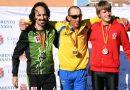 Chus Fernández, subcampeón de España en 5.000 y 1.500