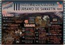 Que Nun Apare! llena Samartín de cultura en la tercera edición del festival de Cultura Urbano