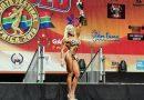 Soraya Álvarez ganadora en el  'Arnold classic'