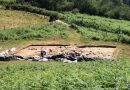 San Martín afronta la última fase de excavación del túmulo neolítico de la campa L'Españal
