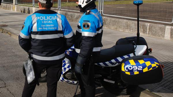 La Policía identifica a 681 personas  en San Martín y propone sanción para 55