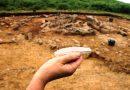 La intervención en el túmulo neolítico de San Martín saca a la luz nuevos hallazgos