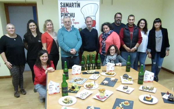 Presentación de la décima edición de 'Samartín del Pinchu'.