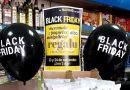 """Los comerciantes de Samartín se animan con el """"Black Friday"""""""
