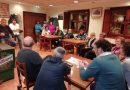El Alcalde de Laviana visita La Bárgana y Tolivia