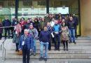 Visita de expertos del 4º Parlamento Rural Europeo a Laviana