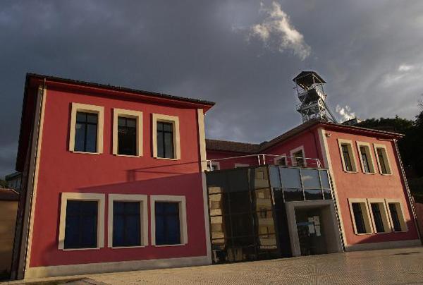 Biblioteca de El Entrego