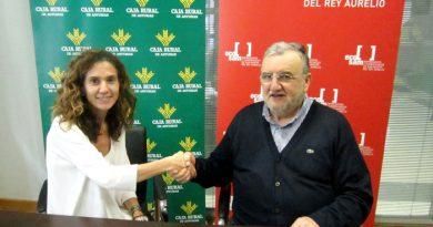 Ecosam firma un convenio de colaboración con Caja Rural de Asturias
