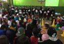 Día de la Paz en el colegio Gervasio Ramos