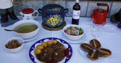 Laviana celebra sus populares Jornadas Gastronómicas del Cabritu