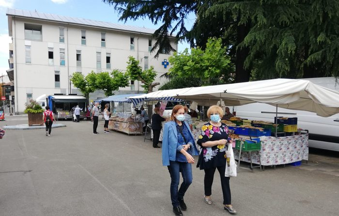 Mercado de Sama.