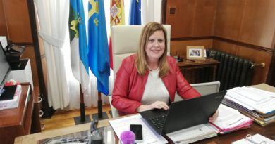 Mesa Social Langreo, Carmen Arbesu