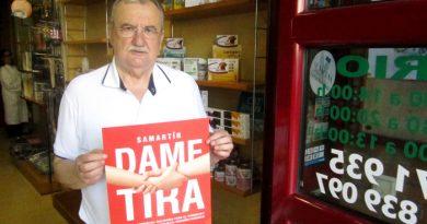 """""""Dame tira"""", la campaña del comercio de San Martín para impulsar las ventas tras la pandemia del covid-19"""