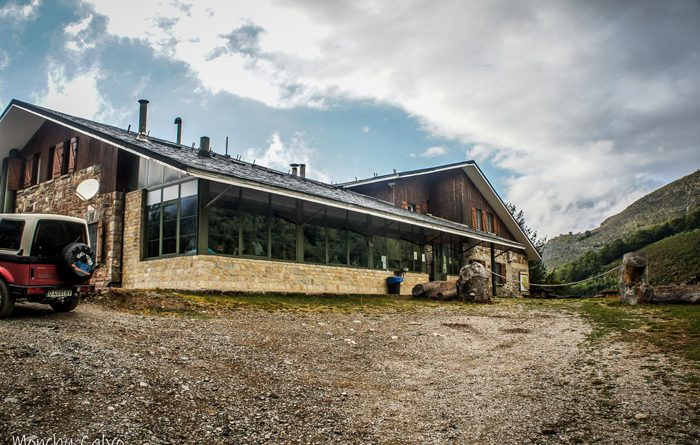 Refugio de Brañagallones_Monchu Calvo