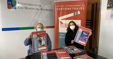 San Martín presenta el Festival CINESAN que arranca el 29 de octubre