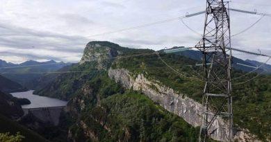 EDP mejorará el tendido eléctrico en Caso