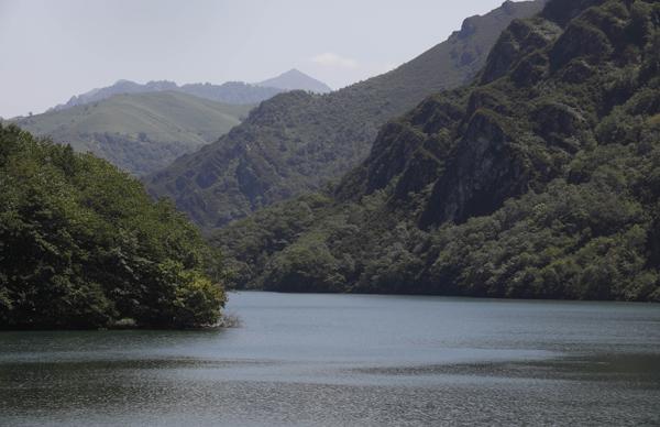 Pantano de Tanes (Caso).