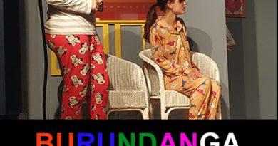 Teatro Kumen presenta la comedia Burundanga este sábado en La Felguera