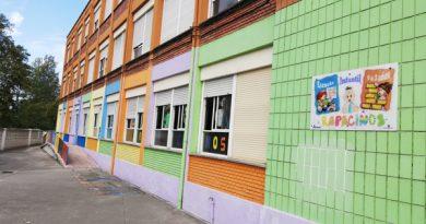 Escuela Infantil 'Rapacinos'.