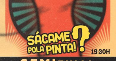 Semifinal de Sácame pola pinta, edición quinta del concursu rexonal d'imitadores d'artistes asturianos