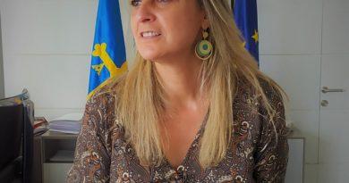 Rita Camblor, Consejera de Presidencia del Principado de Asturias.