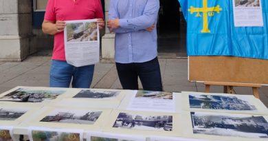 Presentación de los actos en conmemoración del aniversario de La Campurra.