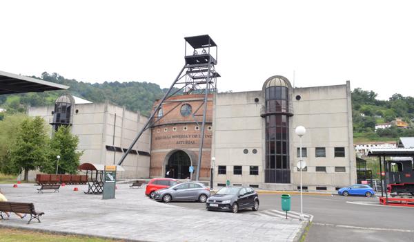 Museo de la Minería y la Industria en El Entrego