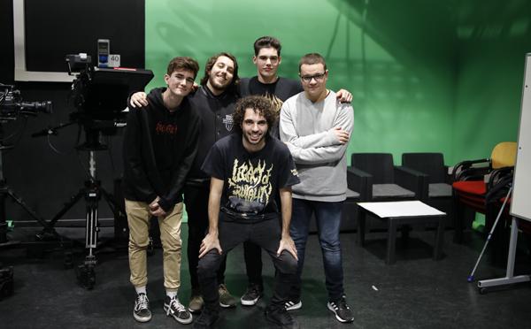 Overload, grupo ganador del concurso de maquetas del Cislan.