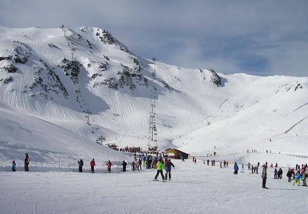 Estación de Fuentes de Invierno.