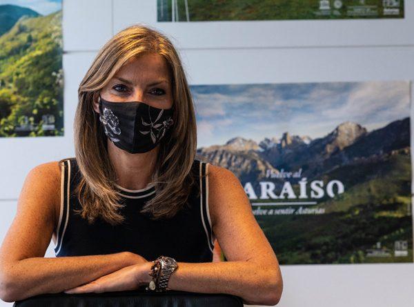 GRACIELA BLANCO VICECONSEJERA DE TURISMO. FOTO:PABLO LORENZANA.