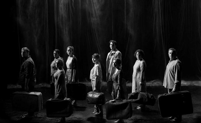 Imagen de la obra '#Cadens' de Melpómene Teatro.