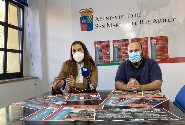 Presentación de la V edición del Festival de Cortometrajes de San Martín (CINESAN).
